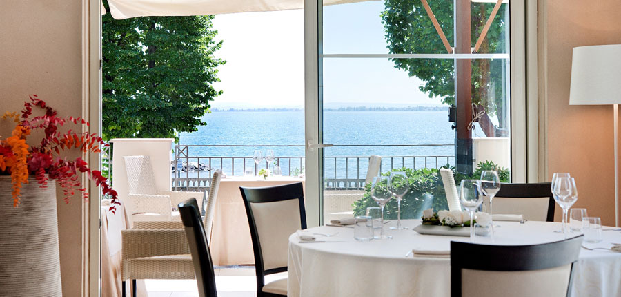 Villa Rosa Hotel, Desenzano, Lake Garda, Italy - Rosa e Sapore restaurant.jpg
